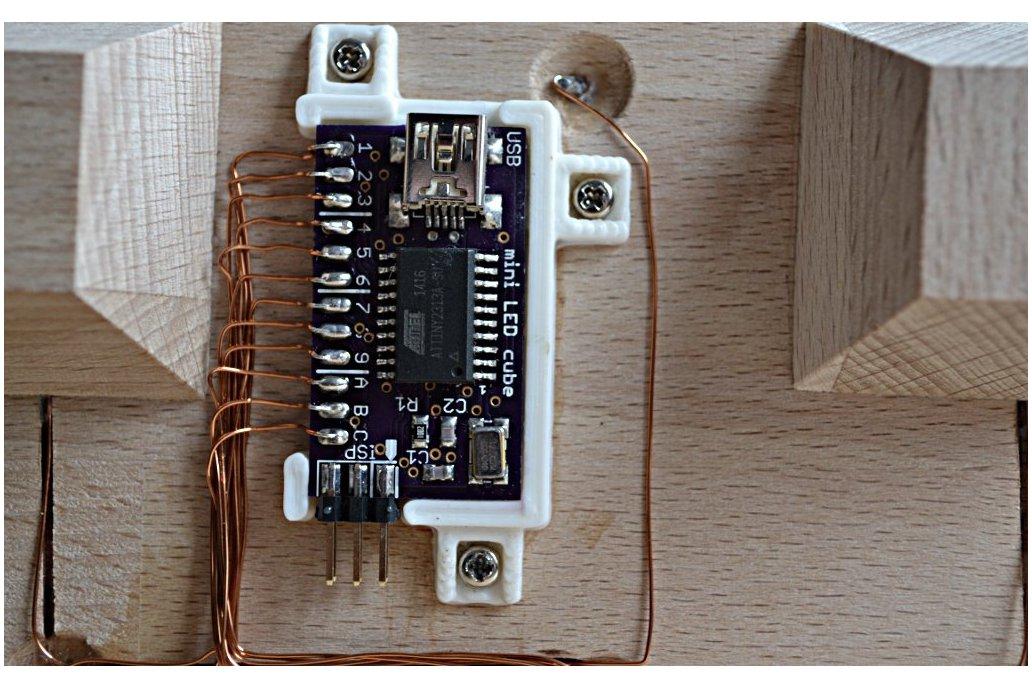 mini LED cube SMD 2