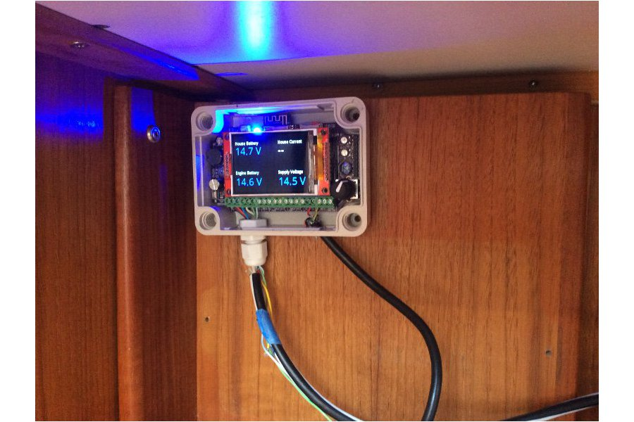 KBox - Open-source boat gateway