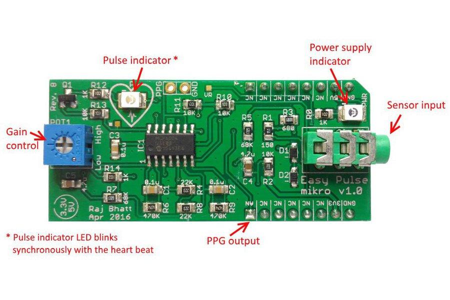 Easy Pulse Mikro