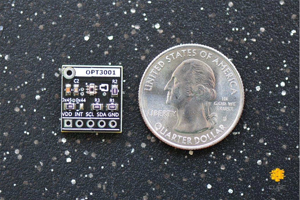 OPT3001 Digital Ambient Light Sensor Breakout 2