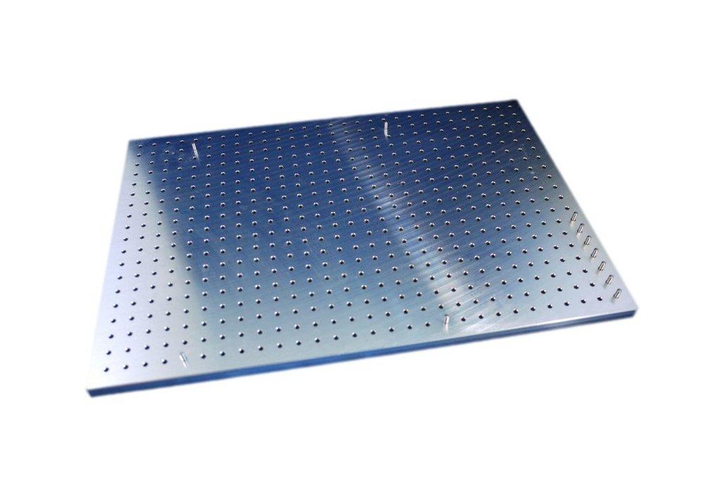 PCB Tooling Block - Full grid 1