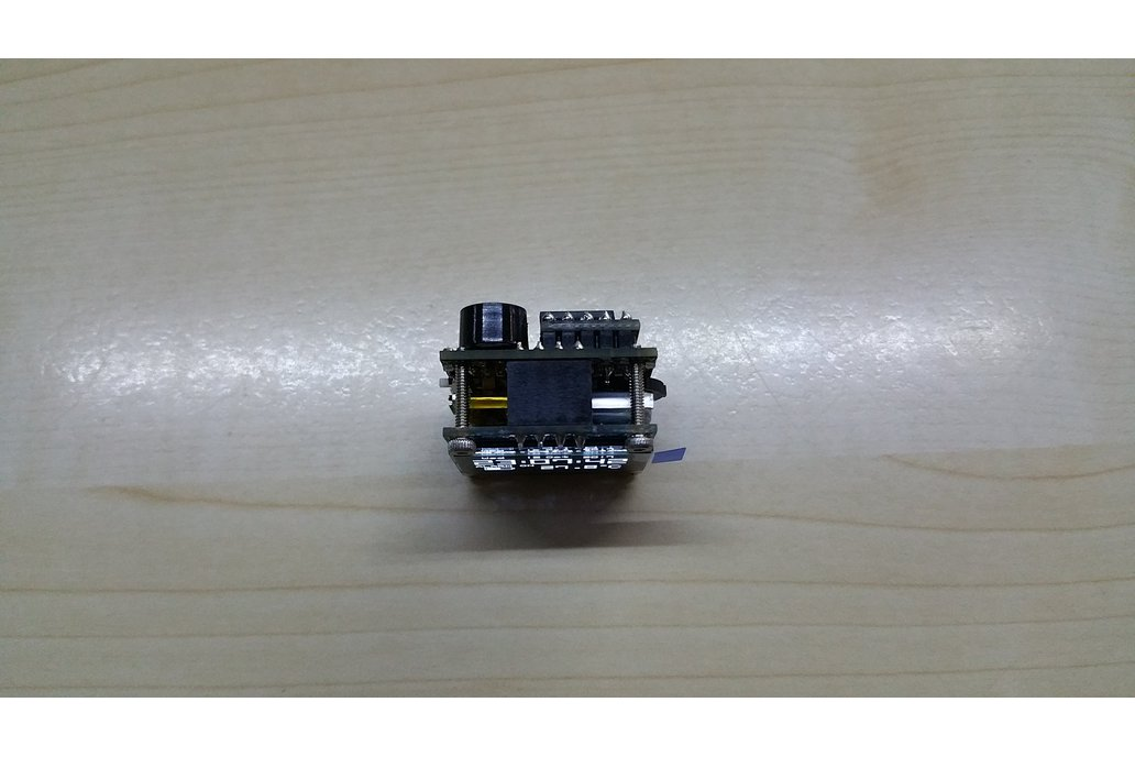 NEW Version OLEDiUNO Clock with Temp, Volt, Alarm 5