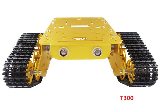 RC Metal Tank Chassis for Arduino and ESP8266 Kit
