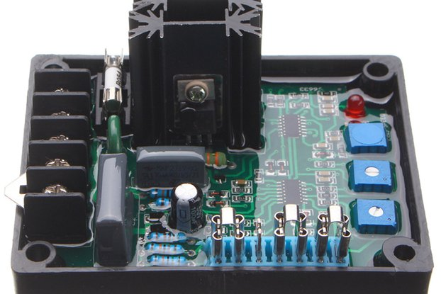 Automatic Voltage Regulator Module For GAVR-8A