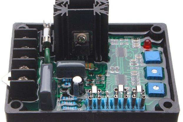 Automatic Voltage Regulator Module For GAVR-8A