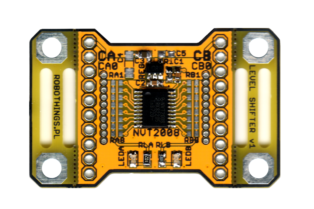 Bidirectional Voltage Level Shifter - RT-NVT2008 1