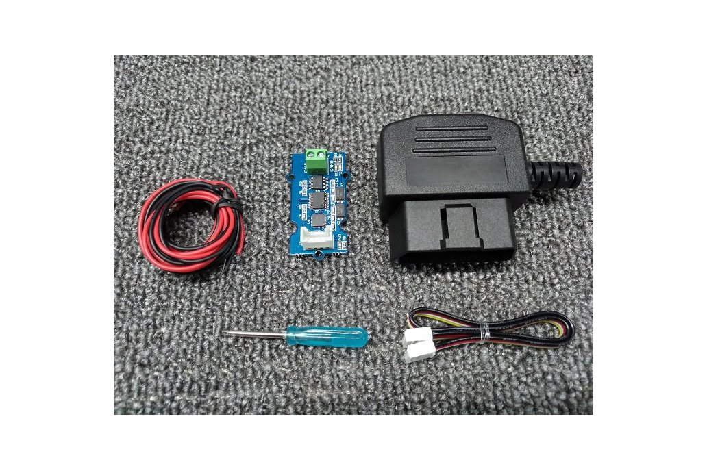 OBD-II & CAN Bus Development Kit 1