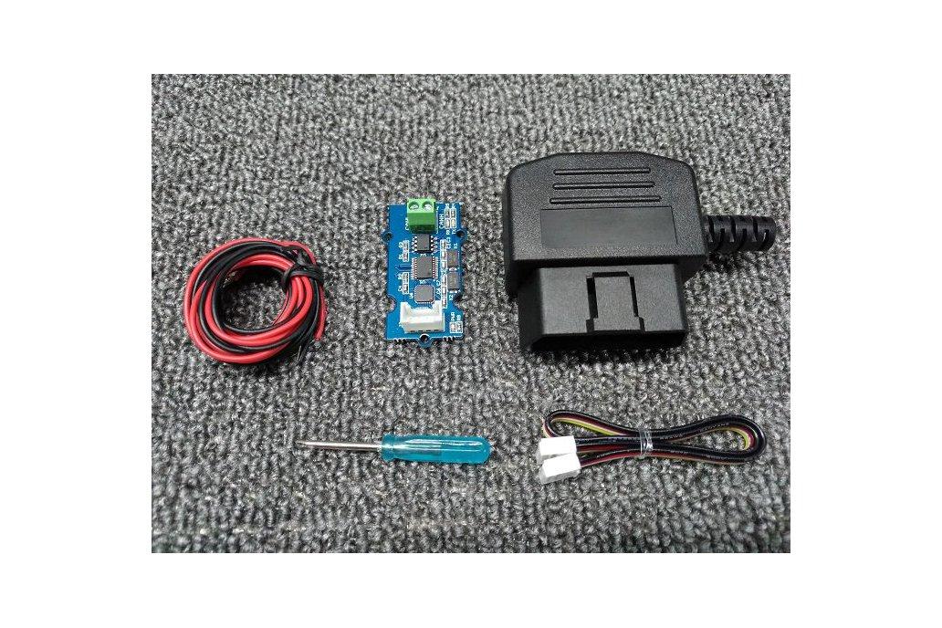 OBD-II & CAN Bus Development Kit 1