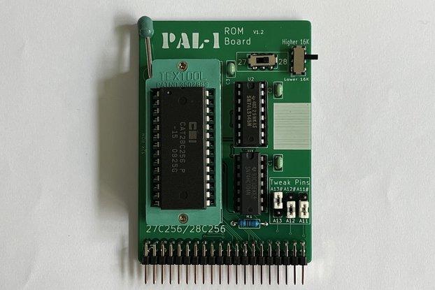 PAL-1 ROM Expansion Kit V1.2