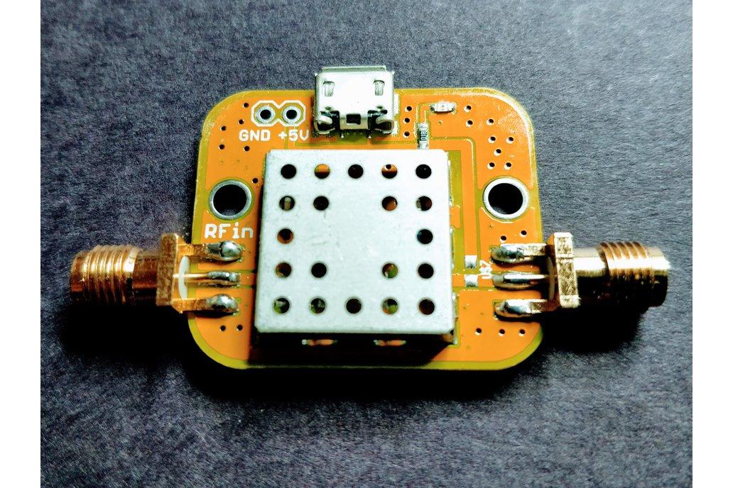 Pre-filtered GNSS LNA GPS L1-L5 GLONASS BeiDou 1