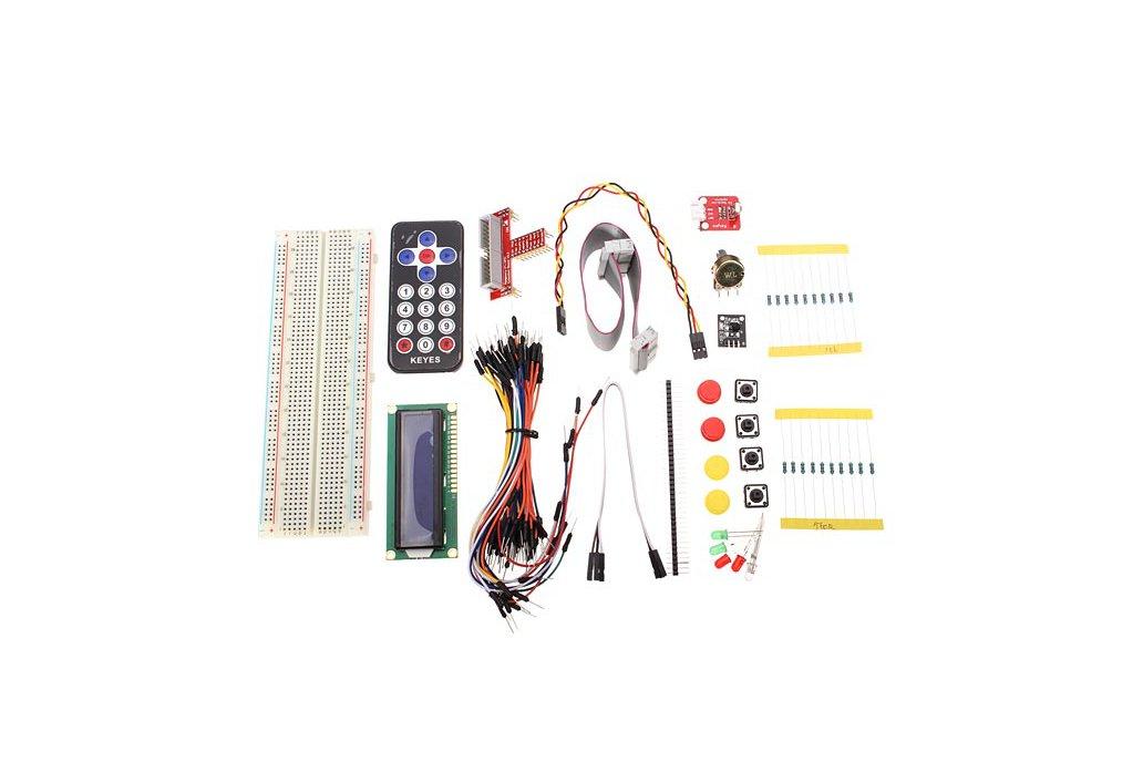 Electronics Starter Kit Basic Kit For Raspberry Pi 1