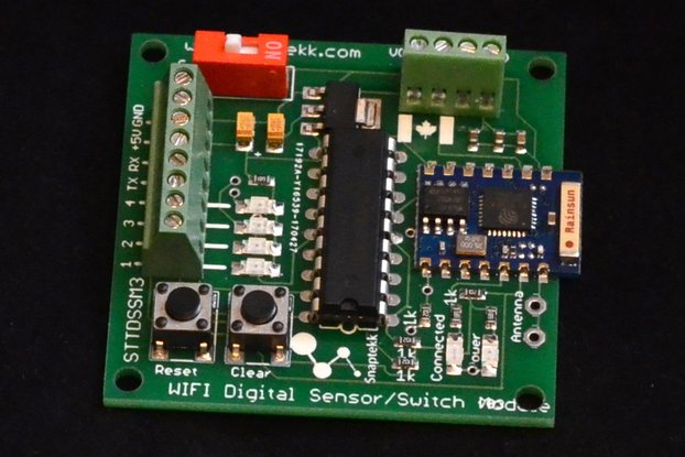 WiFi Digital Sensor Module