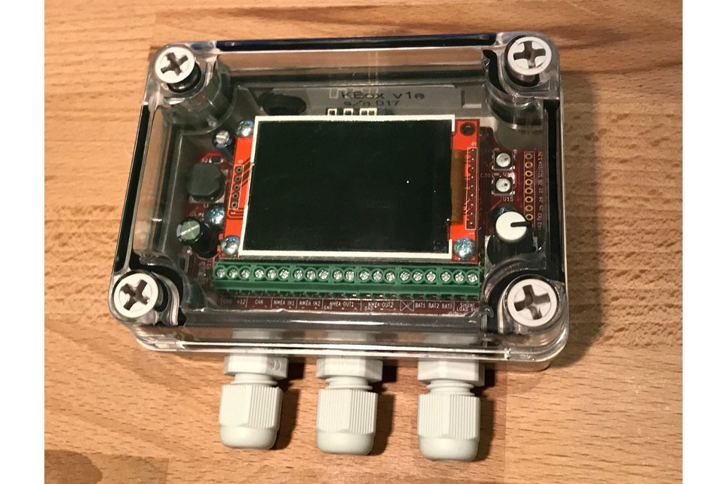 KBox - Open-source boat gateway 1