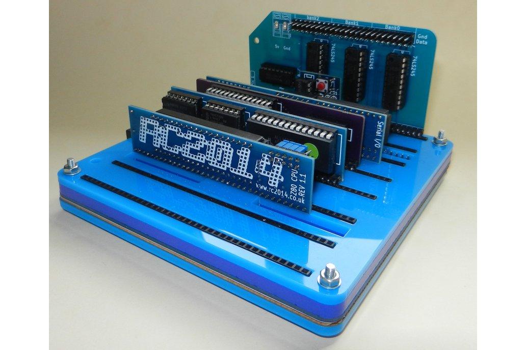 Digital Input Module For RC2014 Z80 Computer 4