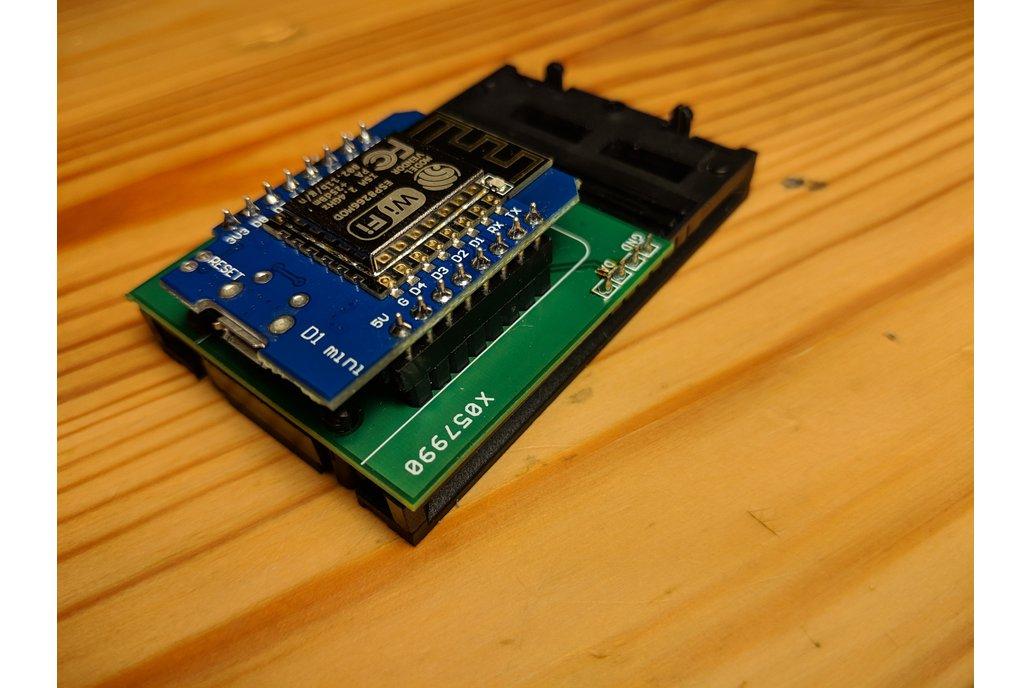 Hackable Q Card Formatter (ISO7816 32k) 1