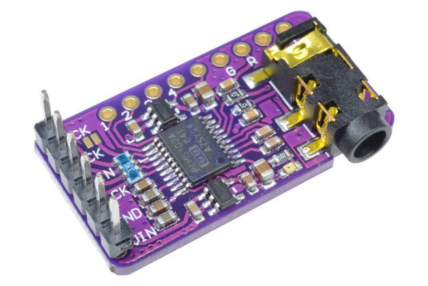 GY-PCM5102 Speaker Audio Sound Decoder Board