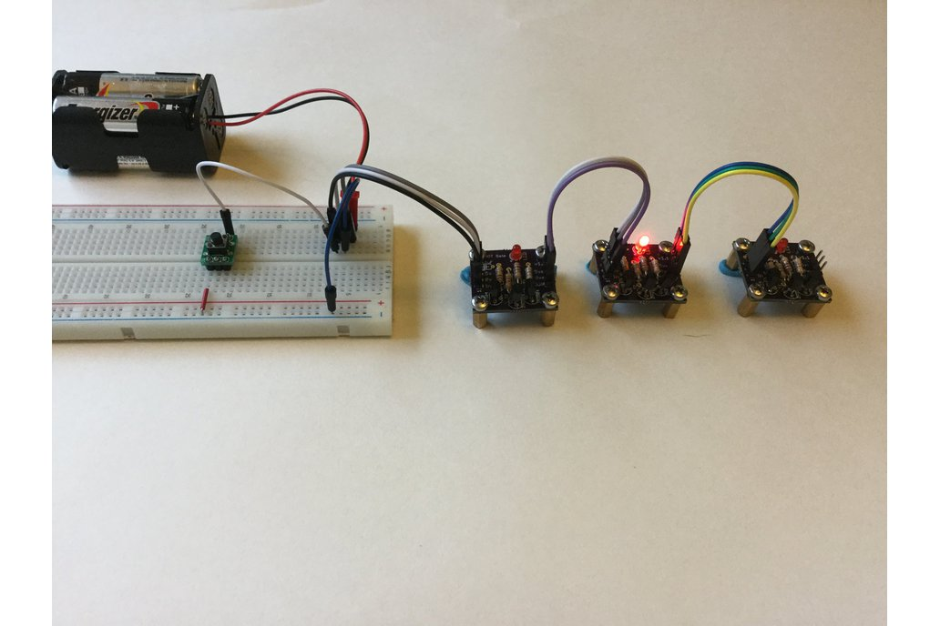 Transistor Based NOT Gate 1