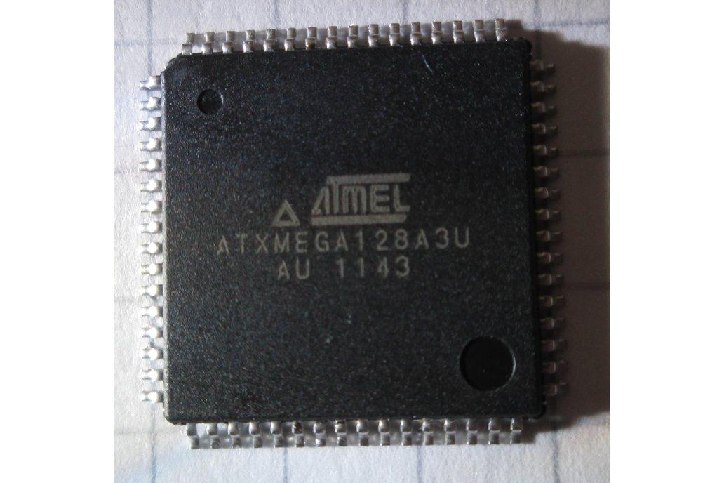 Preprogrammed Atmel AVR ATxmega128A3U for USB AVR Stick PROTOTYPE 1