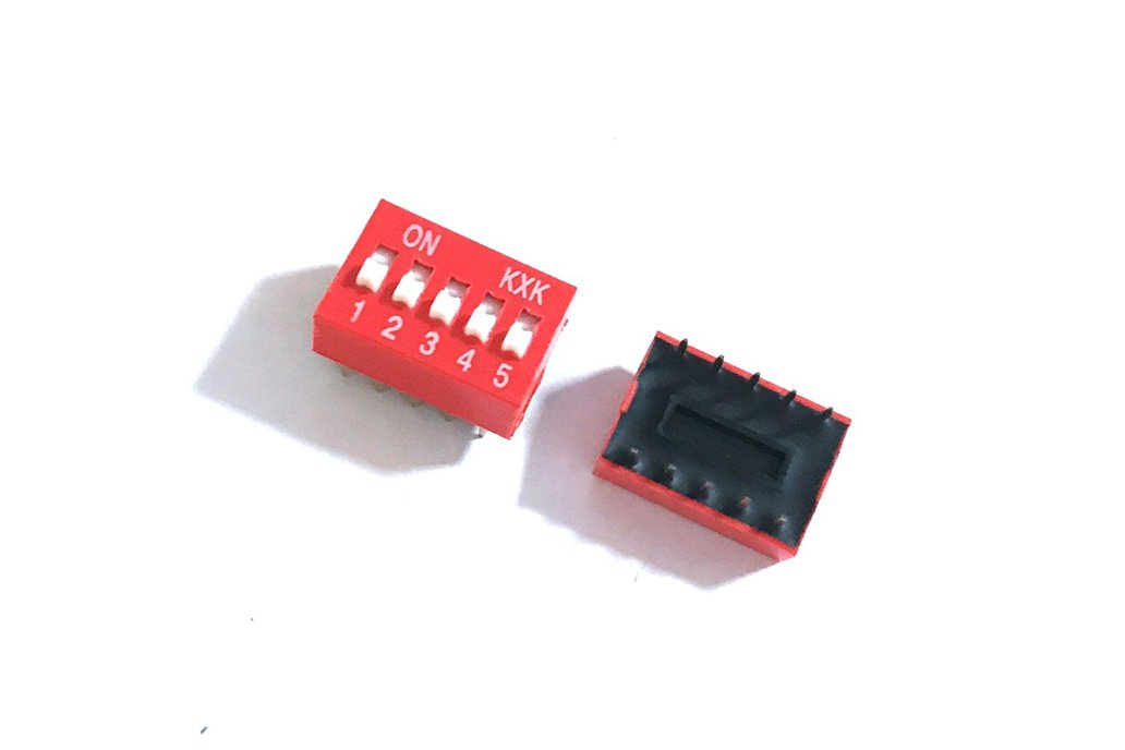 10pcs Slide Type Switch  1