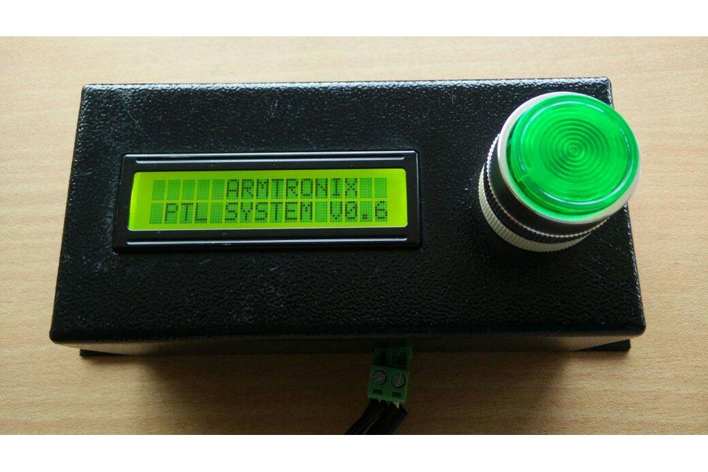IA001: Wifi Illuminated Push Button 1