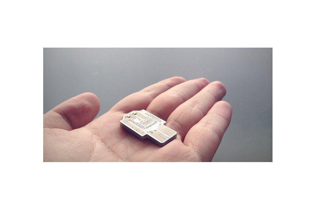IRduino: Arduino-compatible USB IR Receiver 1