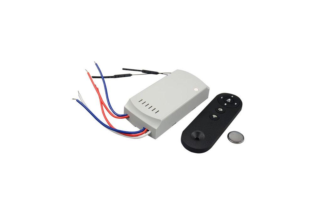 LED Ceiling Fan To WiFi Smart Ceiling Fan 5