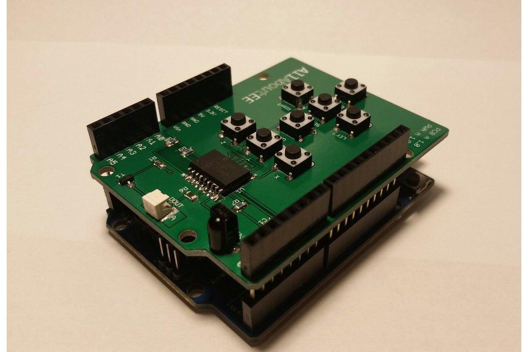 Infrared Remote Control Shield for Arduino 1