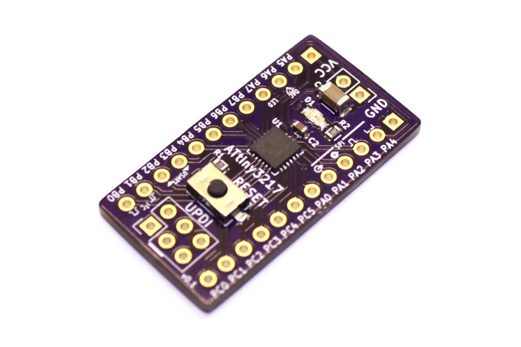 ATtiny3217 Development Board 1