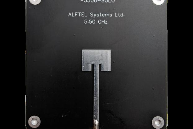 5.5 GHz Patch Antenna