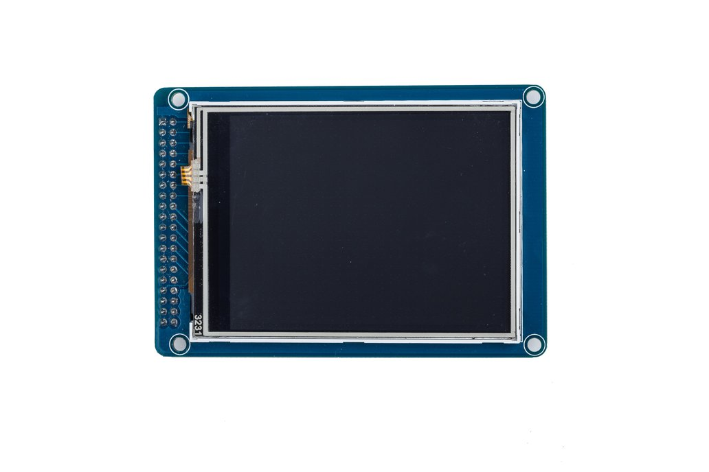 "3.2"" TFT Touch LCD 1"