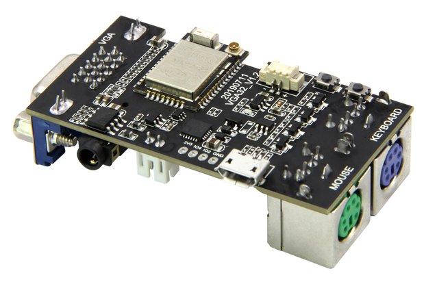 LILYGO® TTGO VGA32_V1.2 Controller