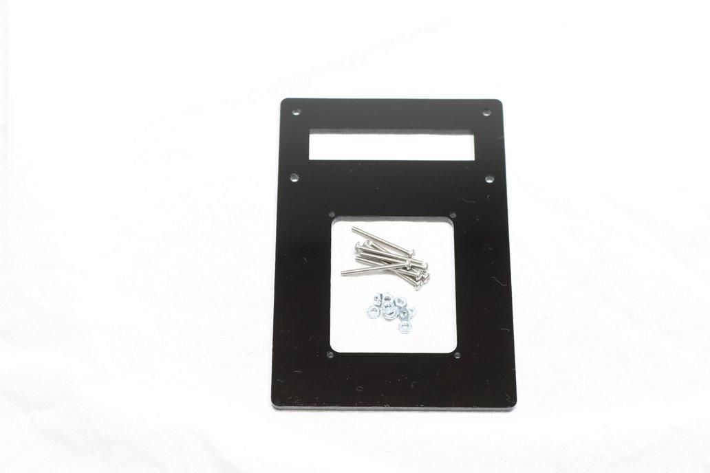 Velleman 12KEY Keypad/16x2 LCD Combo Bezel 1