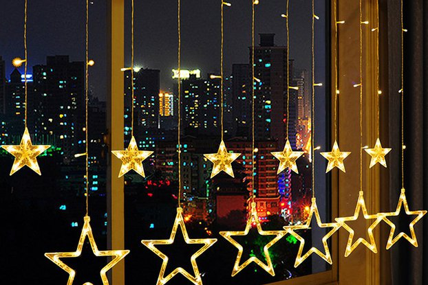 Christmas Lights US PLUG
