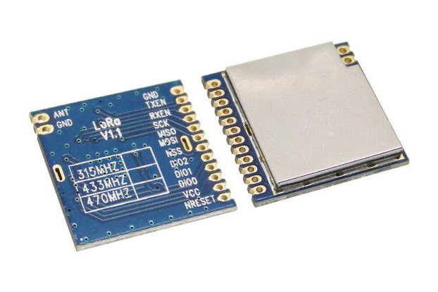 LoRa1278 100mW 4km Wireless Transceiver Module