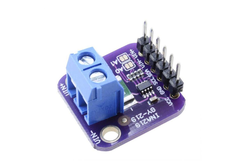 INA219 GY-219 Current Power Sensor Breakout Board 1