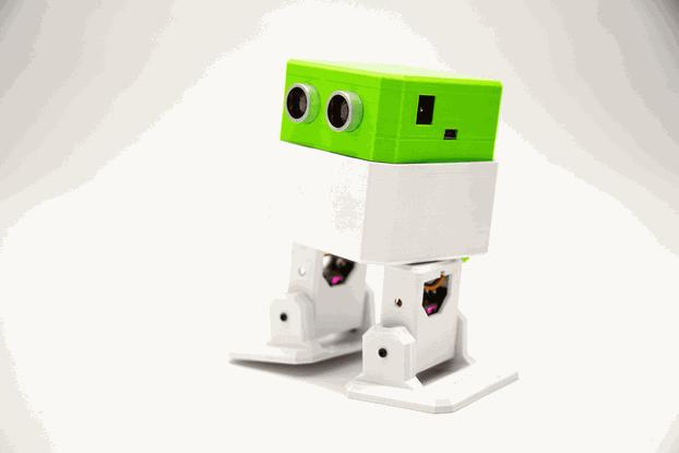 Otto DIY STEM robotics kit learn to code Arduino