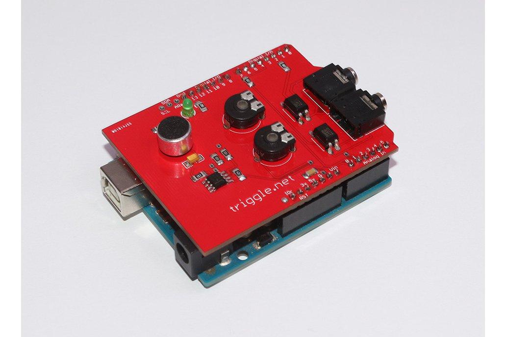 Sound Trigger Shield for Arduino 2