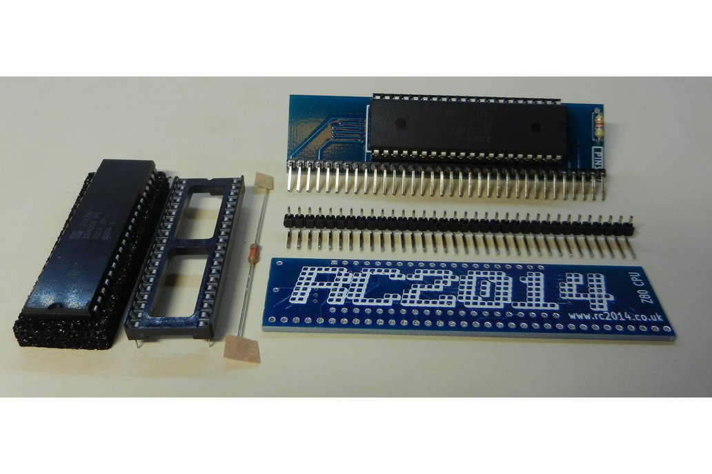 Z80 CPU Module For RC2014 Homebrew Computer 1