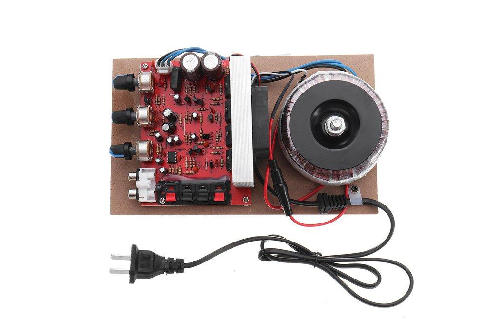 High Power Amplifier Field Effect Transistor Front 1