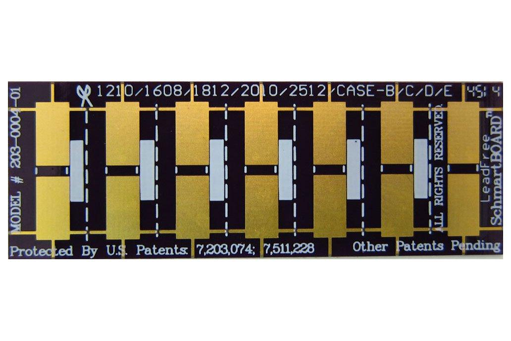 4pk SchmartPatch for 1210, 1608, 2010, 2512  CASE-B/C/D/E 1
