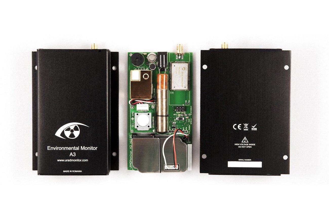 uRADMonitor A3: Air Quality Monitor