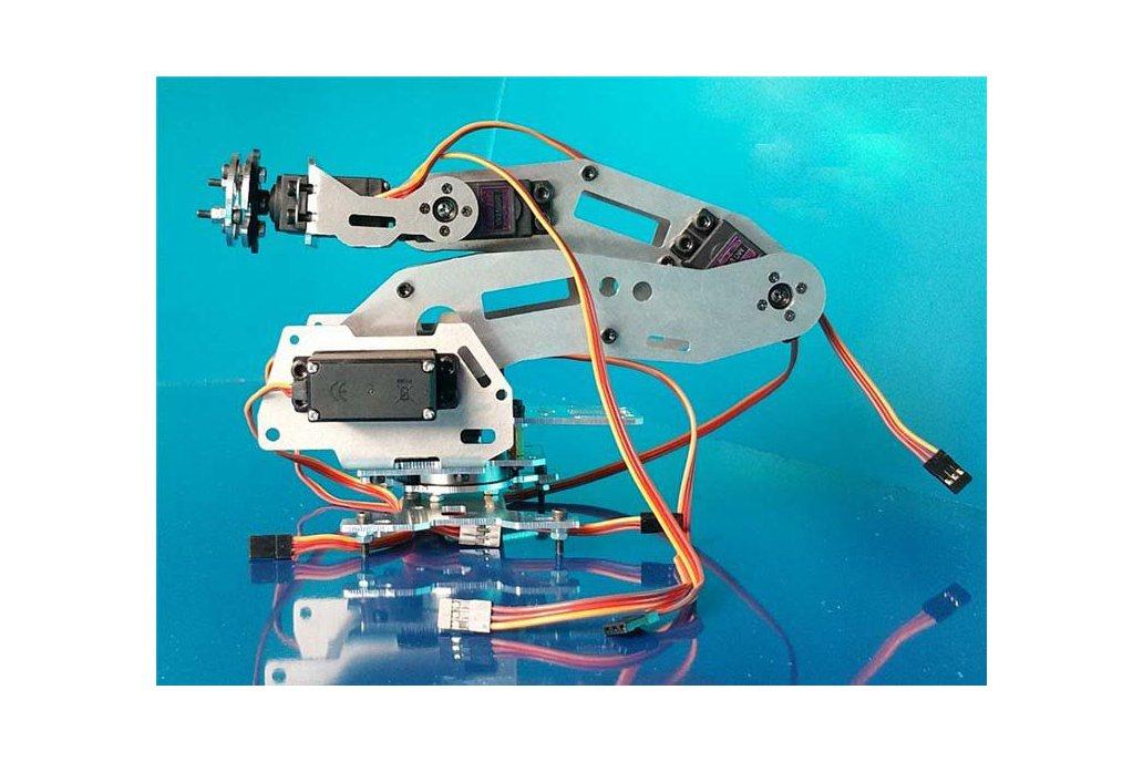 6 DoF Industrial Robot Arm Model 1