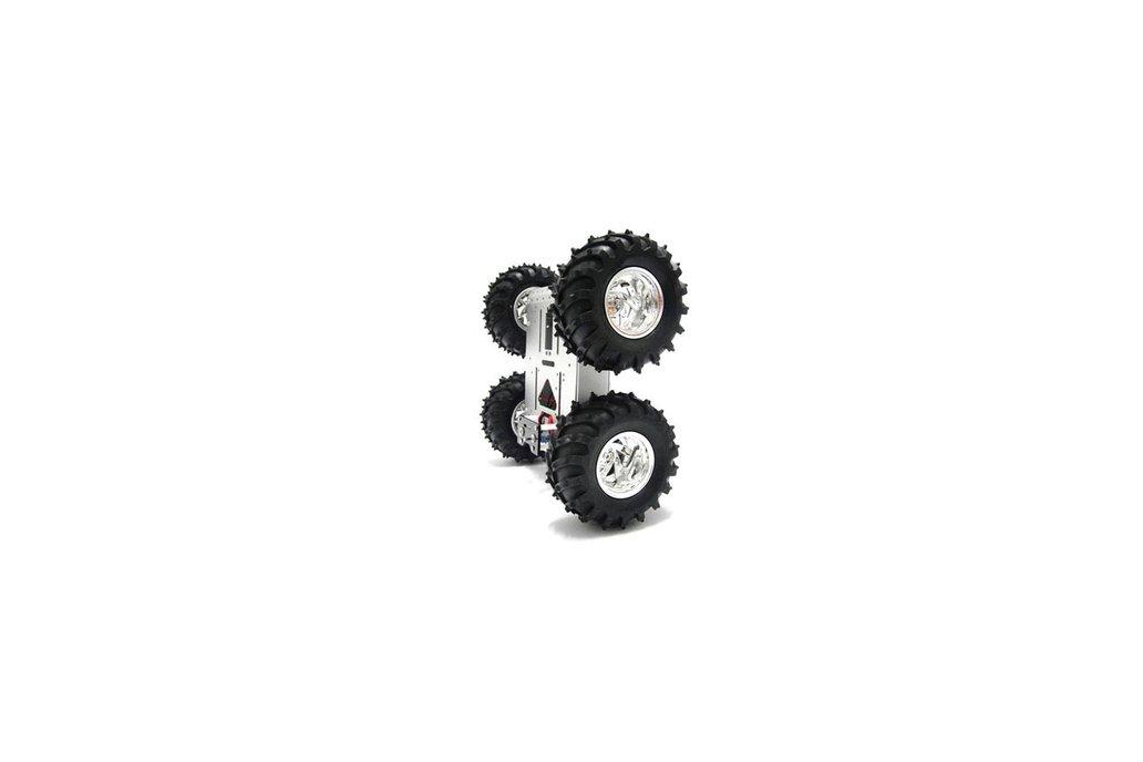 Road Robot Smart Car Kit For Arduino Raspberry Pi 4
