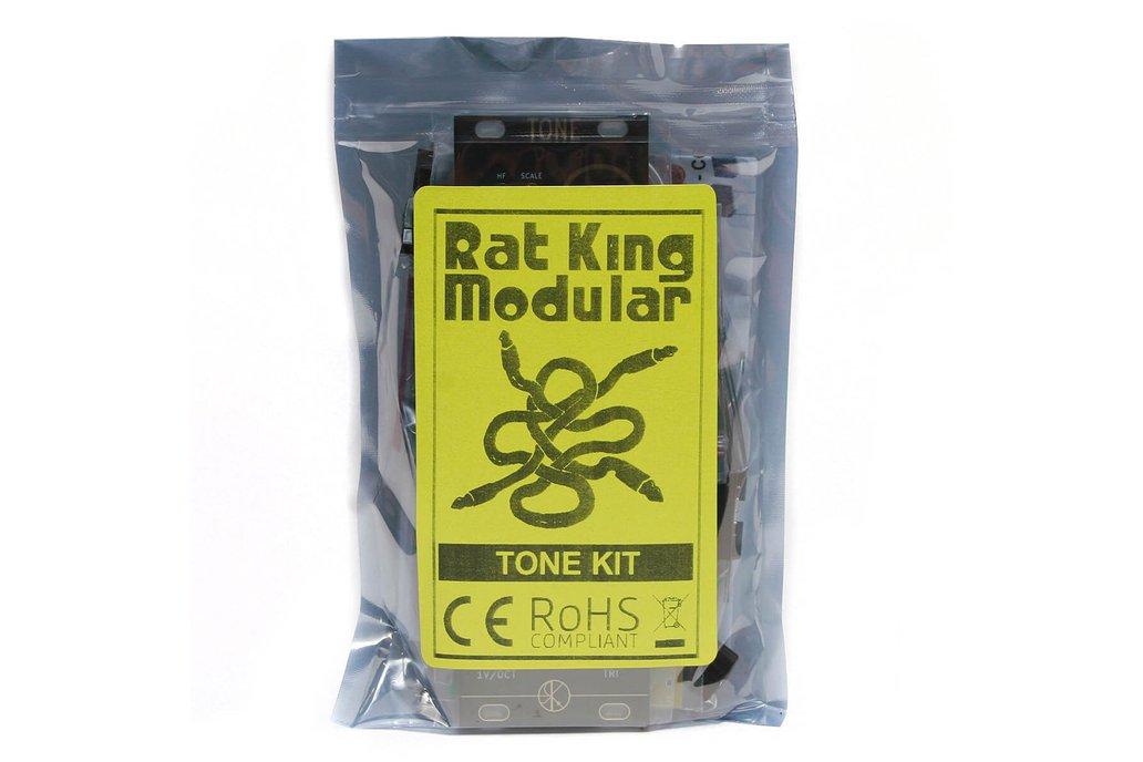 TONE Eurorack Module DIY Kit by Rat King Modular 1