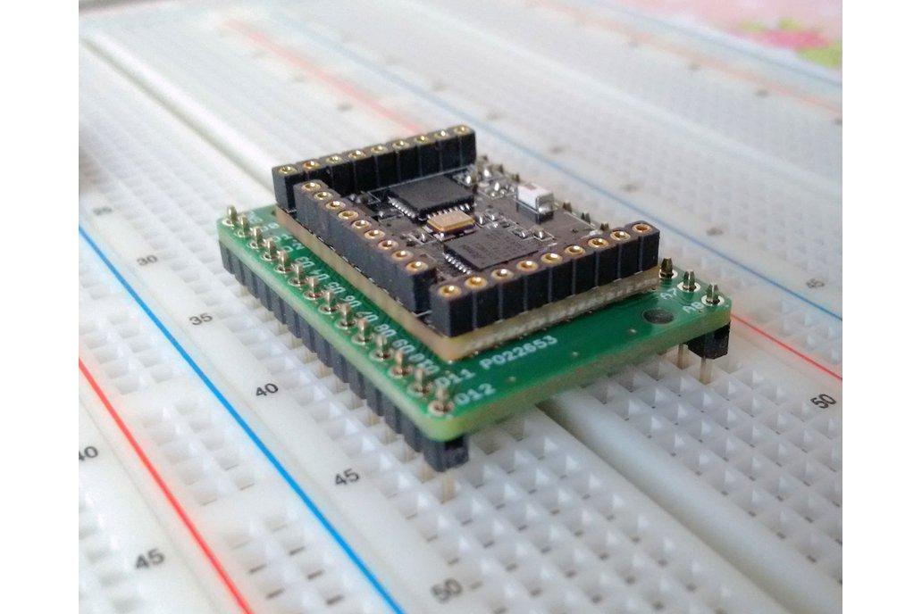 Breakout-Board (passive) for the WinoBOARD [Kit] 7