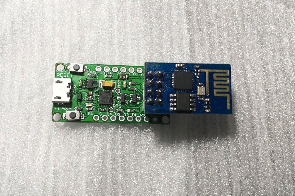 ESP Flasher Rev4 4