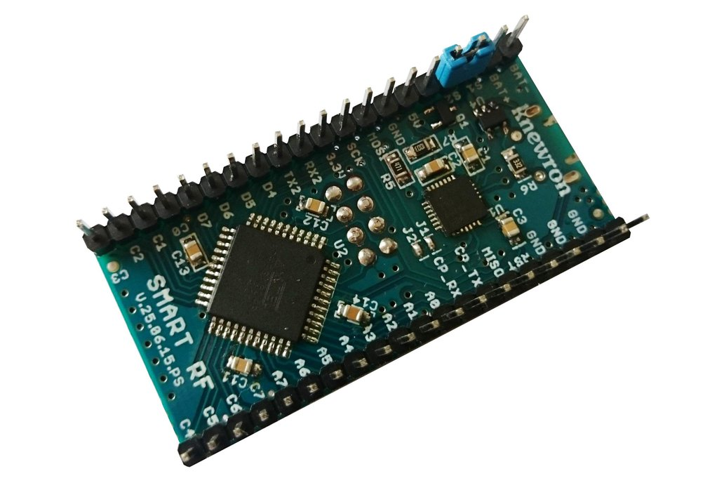 smartRF Development Module - nRF24L01+ based 4
