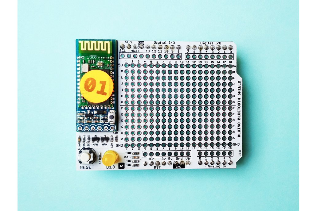 Bluino Bluetooth Shield 1
