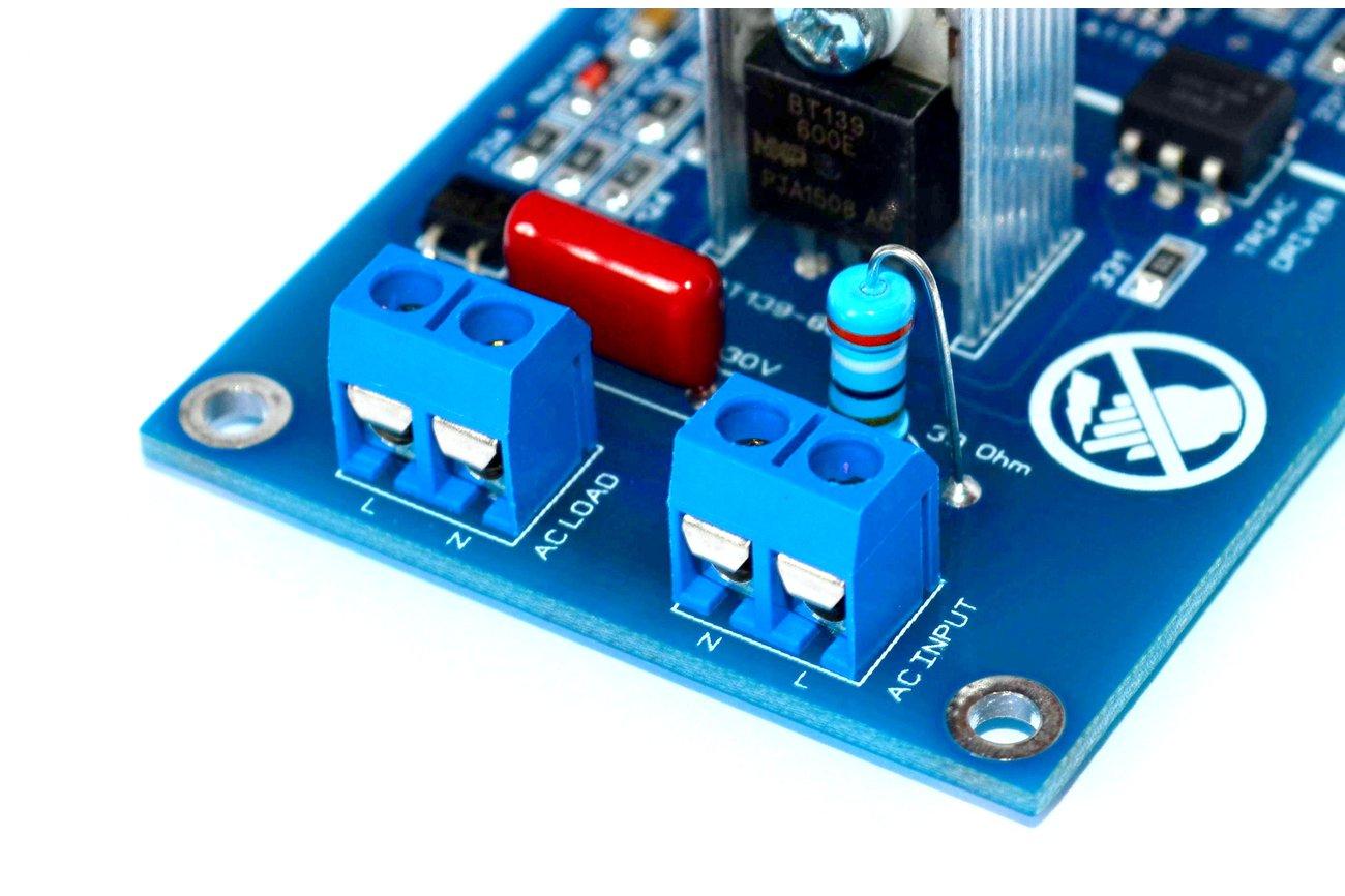 PWM AC Light Dimmer Module 50Hz 60Hz