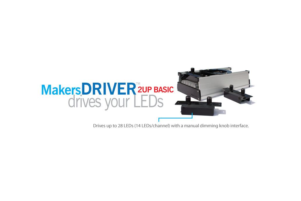 MakersDRIVER 2UP Basic 1